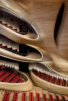 57 Best Ideas For Music Theatre Architecture Opera House Opera House Architecture, Theatre Architecture, China Architecture, Futuristic Architecture, Beautiful Architecture, Architecture Details, Interior Architecture, Interior Design, Archi Design