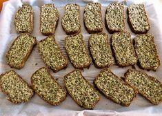 Absolútny hit je chlieb bez múky! Perfektne chutí, je lacný a zdravý. Musíte ho určite vyskúšať! - Báječný lekár