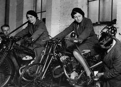 Skull Crush carbon fiber helmets. Women on Motorcycles. Women on Vintage Bikes. Pinups. harley Davidson. Indians. BMW