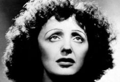 French culture - Edith Piaf - the singing sparrow