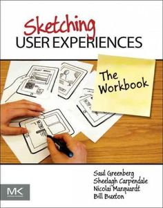 Sketching Working Experience: The Workbook provides information about the step-by-step process of the different sketching techniques. It offers methods called design thinking, as a way to think as a u