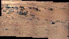 curiosity photos   Curiosity discovers unidentified, metallic object on Mars ...