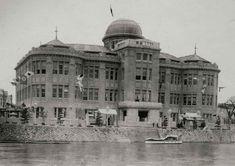 原爆投下前の広島県産業奨励館、現在の原爆ドーム=1940(昭和15)年(2/53)-「この世界の片隅に」舞台を巡る:朝日新聞デジタル