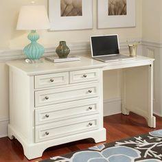 Home Styles Naples Desk (@ Meijer.com) #MeijerDormDecor #DormDecor