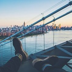 This picture will make you fall in love with NYC all over again Oh The Places You'll Go, Places To Visit, A New York Minute, Empire State Of Mind, I Love Ny, Concrete Jungle, Chuck Bass, City Girl, Best Cities