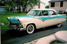 1955 Ford Fairlane Town Sedan