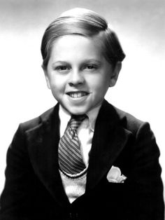 Mickey Rooney 1932