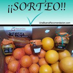 Sorteo Caja Degustación Naranjas Campo Faves