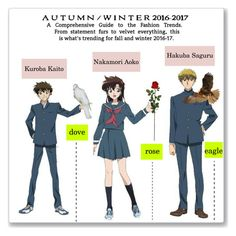"""Detective Conan / 3 students from a Japanese senior high school ""えこだこうこう"""" by smile2528 ❤ liked on Polyvore featuring art"