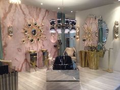 @maisonobjet starts today and we are waiting for you! http://www.maisonvalentina.net/en/ #mo16 #maisonobjet #paris #luxurybathrooms #beautifulbathrooms #designideas