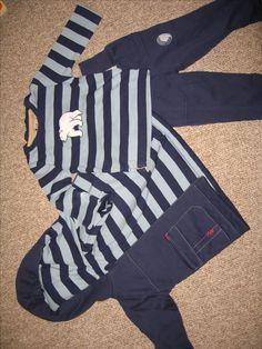 Wir dürfen wieder einmal testen und zwar Kinderkleidung von sigikid. Ja die haben auch Kleidung! Unsere Testprodukte haben überzeugt. Sehen nicht nur niedlich aus, sondern fühlen sich sehr angenehm an und lassen sich toll waschen und verziehen sich auch im Trockner nicht! http://www.sigikid.com/