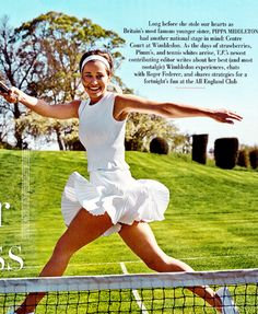 Pippa Middleton for Vanity Fair, July 2013