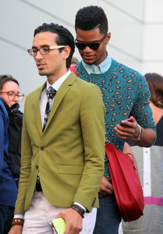 Men of Fashion: Trends in Transit at the Tents of NYFW http://wp.me/pYeKK-1Ap