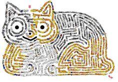How many Cats?    ちまねこ ひろみ子 http://www.amazon.co.jp/dp/4344827457/ref=cm_sw_r_tw_dp_U0gCrb0X8TJFC