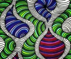 """Find and save images from the """"Zentangle"""" collection by Vannizza Creation (vannizzacreation) on We Heart It, your everyday app to get lost in what you love. Doodle Patterns, Zentangle Patterns, Sharpie Art, Sharpies, Zentangle Drawings, Zentangles, Tangle Art, Illusion Art, Fantasy Paintings"""