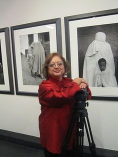 Cristina Garcia Rodero (1949) is a Spanish photographer and member of the Magnum and Vu (photo agency) agencies. She was born in Puertollano, Spain in 1949, and studied painting at Complutense University in Madrid. She used to work as a teacher. She also won the Eugene Smith Foundation Prize in 1989 for photos of traditional Spanish festivals.