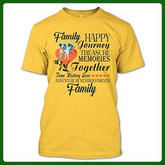 I'm Proud To Have A Happy Family Shirt, Family Journey Together Shirt, Family Shirt Unisex (XXL,Yellow) - Relatives and family shirts (*Amazon Partner-Link)