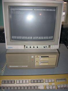 Commodore PC 10-III