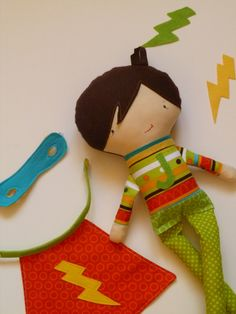 super doll-present for the birthday kid