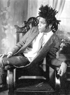 Basquiat x Van Der Zee