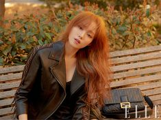 Lee Sung Kyung in Elle Korea March 2019 Lee Sung Kyung Hair, Lee Sung Kyung Photoshoot, Nam Joo Hyuk Lee Sung Kyung, Han Hyo Joo, Korean Actresses, Korean Actors, Actors & Actresses, Joon Hyung, Rapper