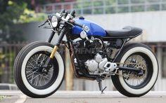Cafe Racing, Cafe Bike, Cool Motorcycles, Scorpio, Motorbikes, Yamaha, Honda, Biker, Café Racers
