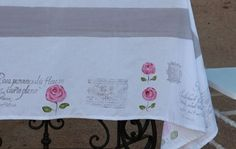 Rosa Tablecloth for sale