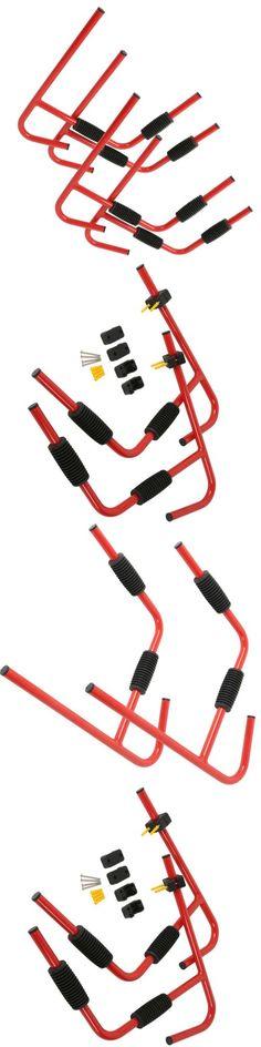 Accessories 87089: For 2 Kayak Folding Hanger Ladder Wall Mount Storage Rack Bike Surfboard Canoe -> BUY IT NOW ONLY: $35.97 on eBay!