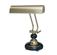 "House of Troy P10-108 Contemporary / Modern 10"" Piano / Desk Lamp"