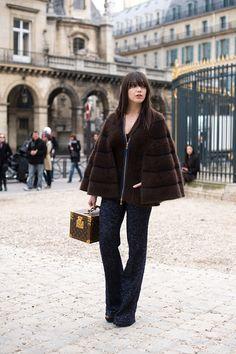 Paris Fashion Week AW 2011....Daisy