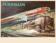 Märklin Catalogus 1949