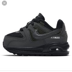 on sale aa817 80170 Nike Shoes   Nike Air Max Command Flex Toddler   Color  Black   Size