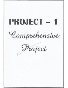 Solved Cbse Class 12 Accountancy Full Project