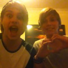 Michael and Ashton
