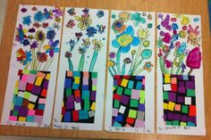 Apex Elementary Art Kinder Art!