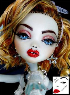 by Blond Ambition Iconic Dolls