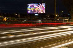 Roadside Billboard - APN Outdoor