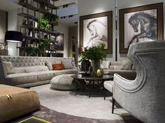 Living room by Vittoria Frigerio - Italy - Luxury furniture