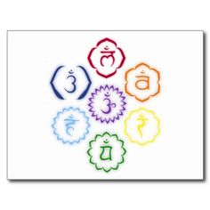 7 Chakras in a Circle. I suppose if I drcided I wanted chakra tattoos but not in their proper places this would do. Chakra Tattoo, Chakra Art, Chakra Symbols, Heart Chakra, 7 Chakras, Yoga Tattoos, Tatoos, Tribal Tattoos, Best Sleeve Tattoos