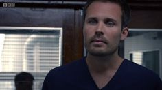 Oliver Valentine - James Anderson 19.11 James Anderson, Holby City, Medical Drama, It Cast, Fictional Characters