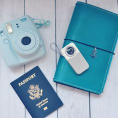Creating a Travel Planner Traveler's Notebook - Family Travel Magazine Filofax, Travel Guides, Travel Tips, Travel Magazines, Travel Memories, Travel Themes, Travel Planner, Leather Journal, Cheap Travel