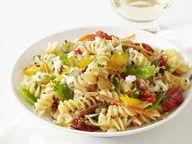 Pasta Primavera. Super easy to make. Quick. Delicious!