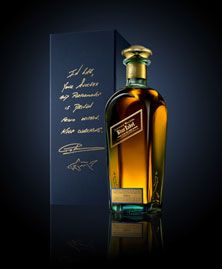 Johnnie Walker Greg Norman limited edition