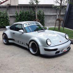 RWB Porsche in Thailand