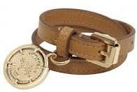 Mulberry Leather Bracelet