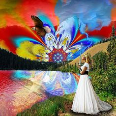 warrior bride of Christ.  we shall mount up on wings like eagles and soar.  we will run and not grow weary.
