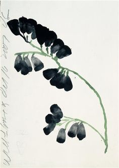 Wallflowers: Donald Sultan