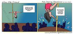 Comics | POLE DANCING ADVENTURES - Part 3