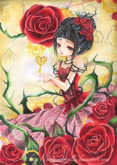 The Key to your Heart by Aurorella ~ Jack and the Cuckoo-Clock Heart