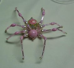 DIY Tutorial - Beaded Spider